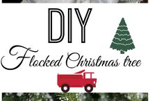 DIY Flocking / Creative ideas for using flock in your next project.