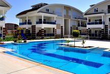 Ferienwohnungen an der Türkischen Mittelmeerküste II / Komfortable Wohnungen an der Türkischen Riviera - für Urlaub und Daueraufenthalt