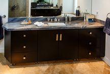 Blue Bahia Granite Kitchen and Bathroom
