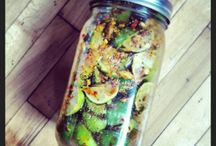 Pickles, Preserves, and Fermentation / by Angela Buchanan