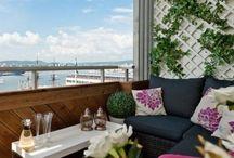 Attractive Balconies