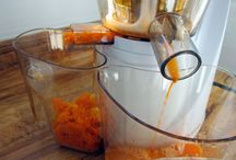 What to do with my juicer's leftovers?
