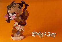 Kevin Kidney and Jody Daily