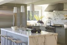Kitchen Ideas / by mossArchitects
