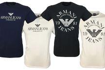 Armani AJ men's clothing / Armani mens