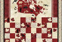 Canada fabric
