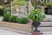 Decks in Mississauga, Ontario / by Outdoor Spaces to Live & Love