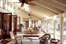 Back Porch Ideas / by Nancy Holcomb