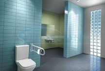 Bathroom Tiles / Tiles in various styles are available to order from the Horton's Interiors website. We stock a huge range of different tile styles so that you can get the right look to suit your tastes, whether you are looking for a traditional or contemporary look for your kitchen or bathroom.