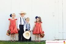 Flower Girls / by JDWC Weddings