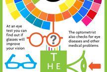 Eye Care Infographics