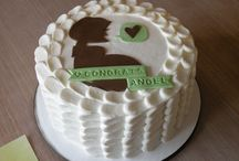 Cakes - Buttercream Decorated w/ Fondant Accents / by Natoya Ridgeway