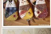 Patchwork / traditionnel