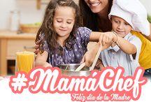 ¡Feliz día de la  Madre! #MamáChef / Los mejores productos para celebrar el día más importante de todas las mamás con precios especiales.