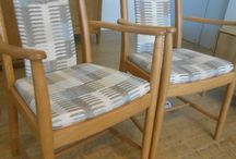 Penn chair range in Ash