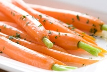 Cooking with Carrots / Carrots - Our favorite food for every meal.