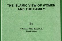 The Islamic view of women and the family