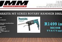 Makita M8700B MT Series Rotary Hammer Dril