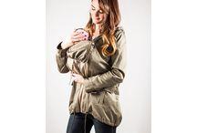Maternity Coats / Modern Eternity maternity coats - new collection.