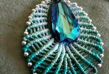 Beadwork / Pendant