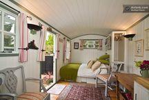 Sheperd's huts