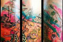 Rafael Andrade Tattoo Artes / Artista e Tatuador