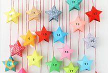 Pels petits: calendari d'advent