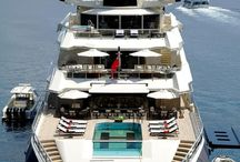 Amazing yachts / Hand picked selection of yachts