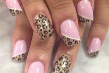 Nail art galleries pink