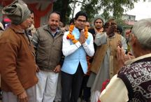 dr mukesh singh,bjp ghazipur,bjp purvanchal,bjp / Dr. Mukesh Singh, a highly qualified personality has decided to come forward for sake of poor and trodden. From his childhood he has this strong desire to help those who do not have means to live a proper life. He has a dream of a society where everyone has equal rights and duties. Inspired by the values of Mahatma Ghandi, Dr. Singh decided to follow his footprints.