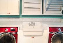 Luxury Laundry Room