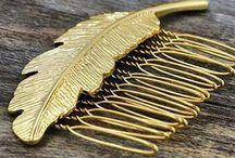 Accesorios para el cabello! / Complemento ideal para cualquier tipo de ocasión... #Outfit #Boda #Invitadadeboda #Lookideal