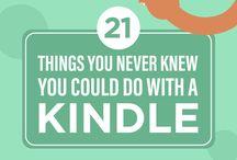 Kindles and E-books