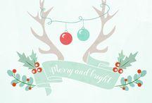 Christmas screen