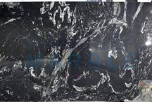 Nero Fantasy Marble at Mandeep Marble and Stones. Pasumalai, Madurai, Tamilnadu, India /  Since 1987. we are trying to accomplish your demands regarding Marble & Granite Stones. We are based at Kishangarh (Rajasthan-India), the biggest Marble Trading Zone in India. Our purchase offices located in Rajasthan and Bangalore, the natives for Marble & Granite, which helps us to pick the Finest of the Varieties. Our officers keep an eye on new arrivals in the market, so that, we could fulfill your demand for the latest. No Broker or Agent is involved in the entire process of purchase.