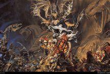 Doom Trooper & Other Classic Illustrations