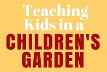 Childrens Garden Ideas