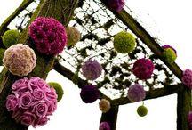 Kule kwiatowe