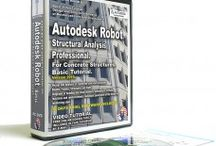 Structural Analysis / Advanced Structural Analysis tutorials, with Autodesk Robot Structural Analysis Professional