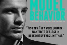 """Model Behavior: The Serial / This serial-style """"blog-opera"""" is a free read that can be found on www.eliseblackwrites.com"""