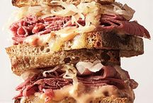 Sandwiches / The most delicious recipes for sandwiches.