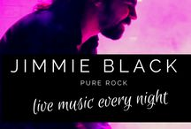 Jimmie Black Rock and Blues Bar and Restaurant Mahmutlar