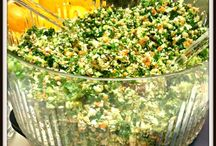 Super Salads!! / Salads from our website and the web at large. Only the best tasting and nutritious salads need apply!