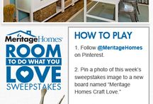 Meritage Homes Craft Love