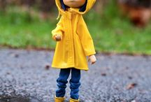 Coraline / My Coraline obsession.