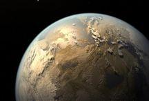 végtelen világ / Képek a világűrből, csillagászat, űrkutatás, űrhajózás