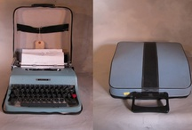 from days of yore-Typewriters