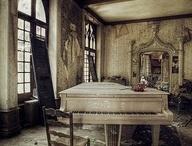 Wonders of the abandoned world
