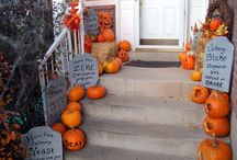 Holiday Decor-Halloween Hauntings