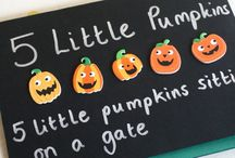 Fall - Autumn / Fall (Autumn) ideas to do with toddlers and preschoolers to learn and experience the season!